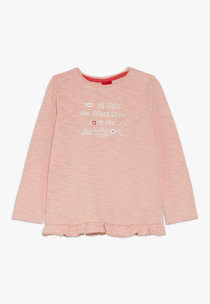 s.Oliver - Longsleeve - dusty pink