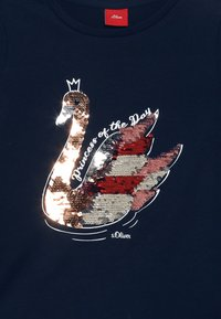 s.Oliver - T-shirt à manches longues - dark blue - 3