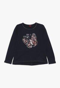 s.Oliver - Långärmad tröja - dark blue - 0