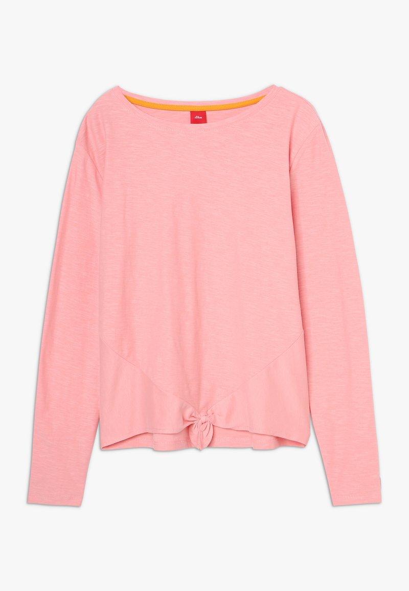 s.Oliver - Langarmshirt - light pink