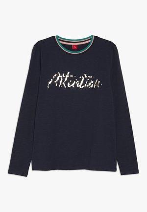 Camiseta de manga larga - dark blue