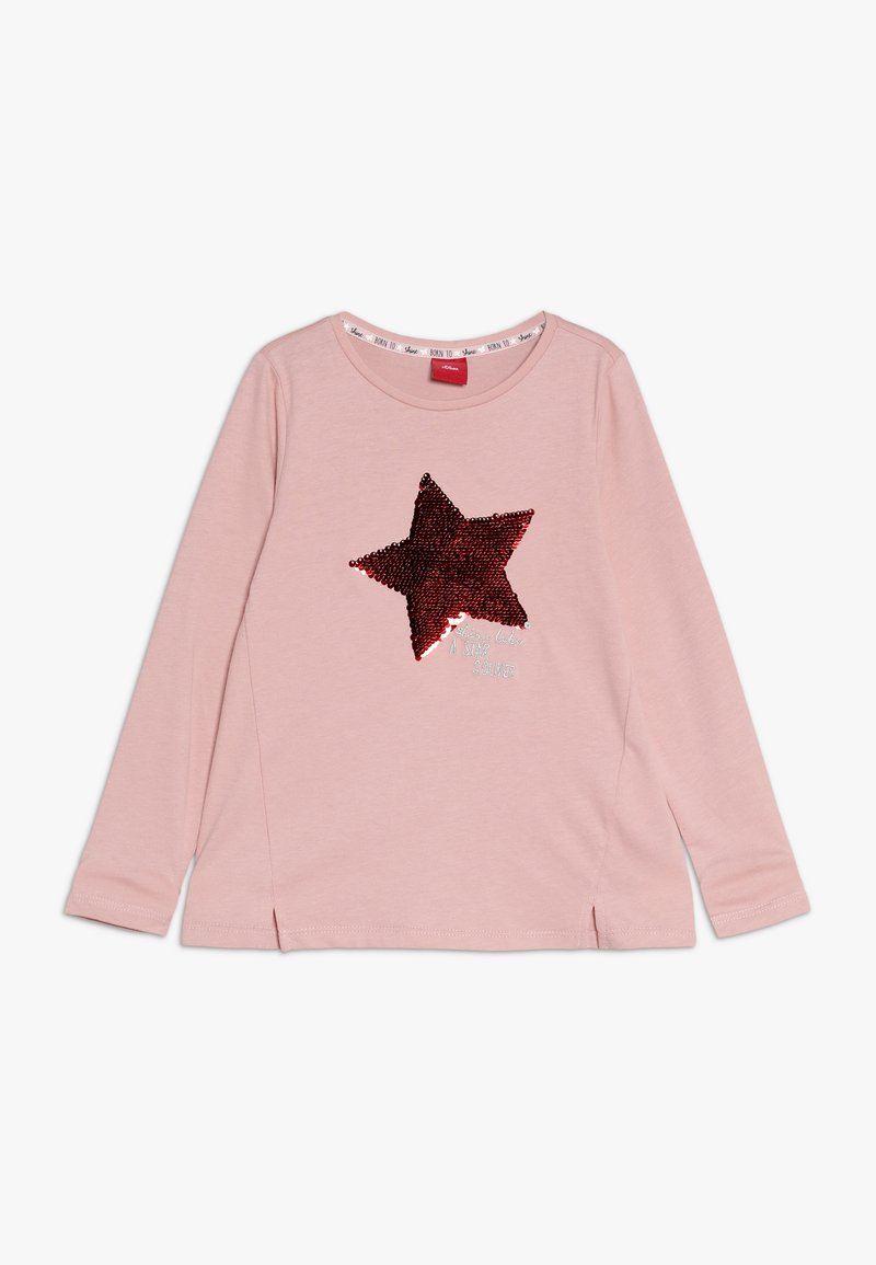 s.Oliver - Long sleeved top - light pink