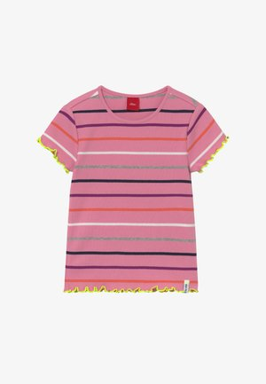 KURZARM - T-shirt imprimé - light pink