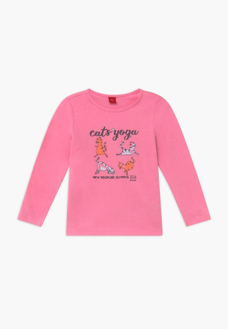 s.Oliver - Camiseta de manga larga - light pink