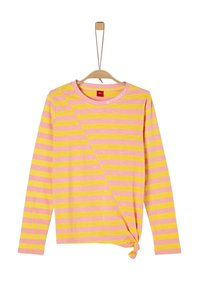 s.Oliver - Long sleeved top - yellow stripes - 0