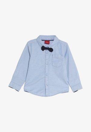 LANGARM - Camisa - pacific blue