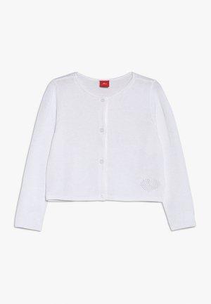 LANGARM - Vest - white