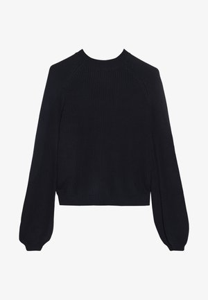 LANGARM - Pullover - dark blue