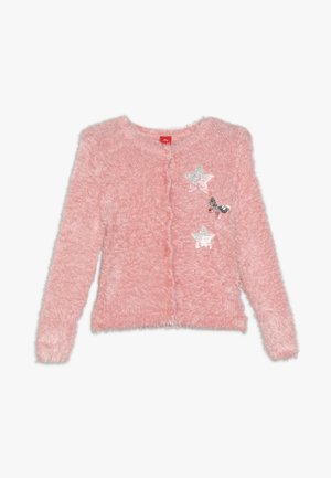 LANGARM - Cardigan - light pink