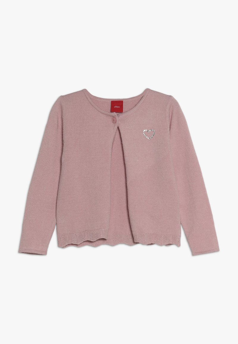 s.Oliver - Gilet - light pink