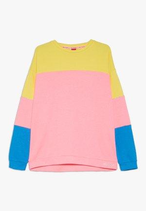 LANGARM - Sweatshirt - neon pink