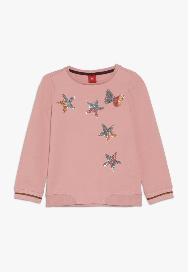 LANGARM - Sweatshirt - light pink