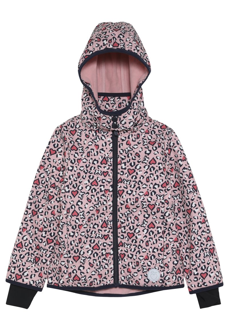 s.Oliver - Übergangsjacke - dusty pink multicolored