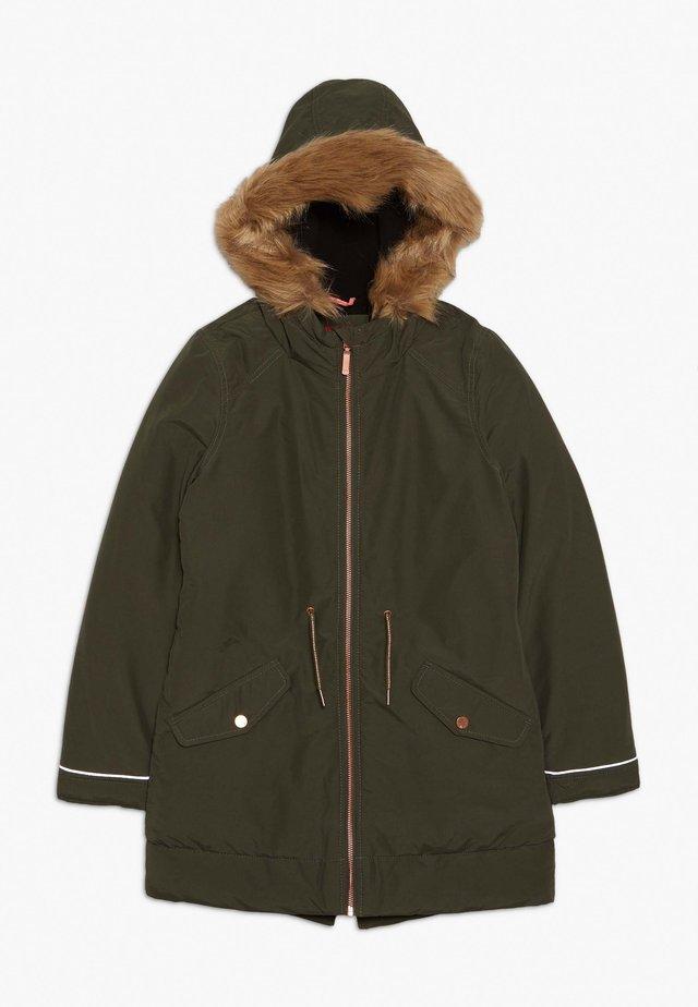 MANTEL - Winter coat - khaki