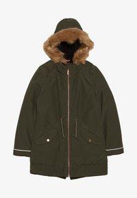 s.Oliver - MANTEL - Abrigo de invierno - khaki - 3