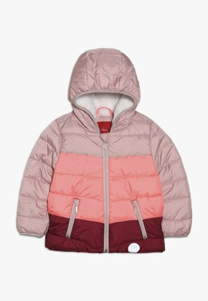 Winter jacket - dusty pink