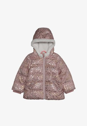 Winter jacket - dusty pink