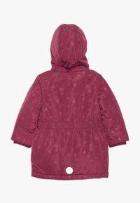 s.Oliver - Winter coat - dark red - 1