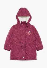 s.Oliver - Winter coat - dark red - 0