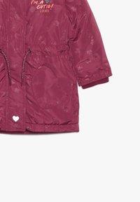 s.Oliver - Winter coat - dark red - 3