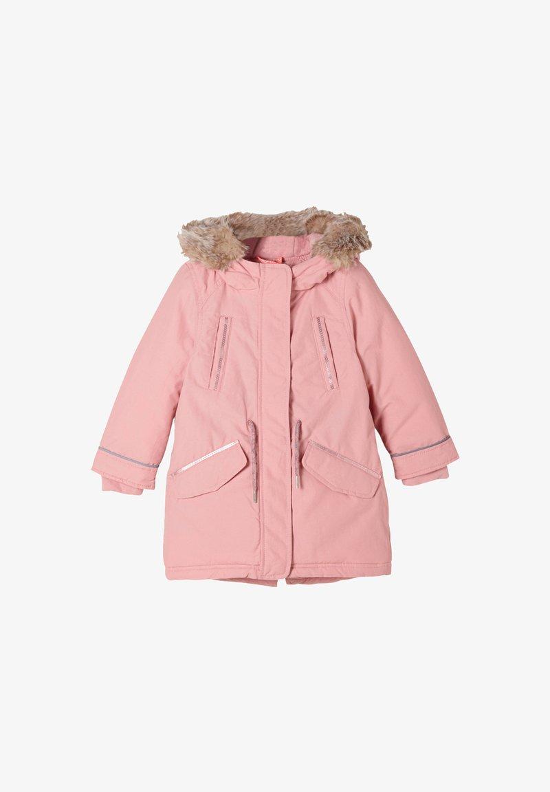 s.Oliver - MANTEL - Wintermantel - light pink