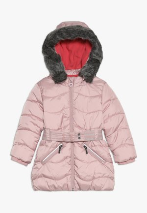 Winter coat - dusty pink