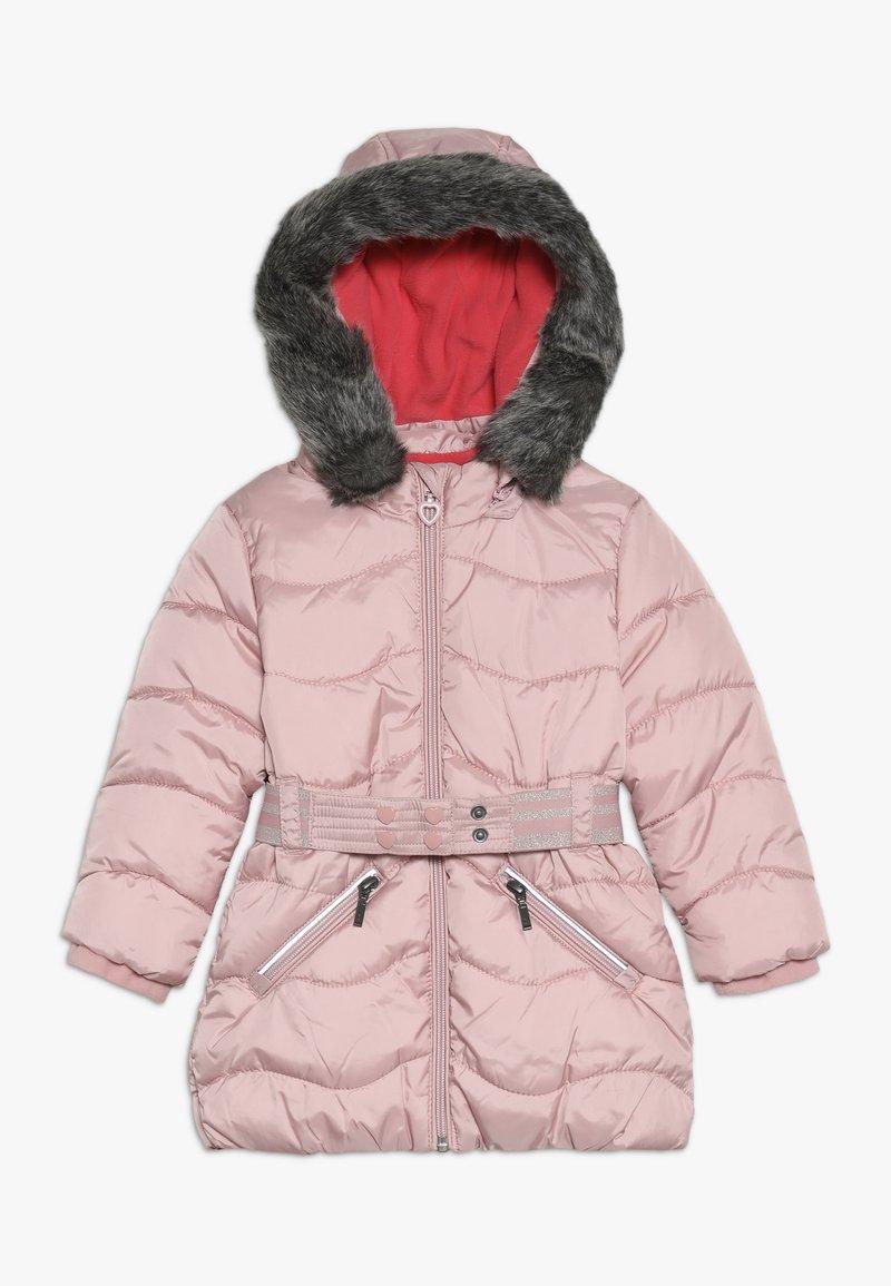 s.Oliver - Zimní kabát - dusty pink