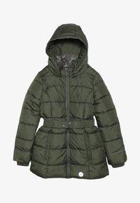 s.Oliver - Zimní kabát - khaki - 4