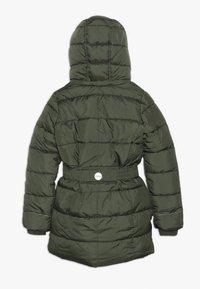 s.Oliver - Zimní kabát - khaki - 1