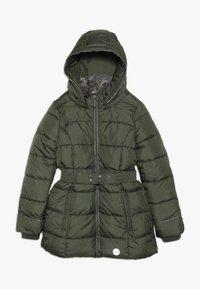 s.Oliver - Zimní kabát - khaki - 0
