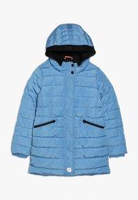 s.Oliver - MANTEL - Winter coat - blue - 1