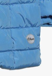 s.Oliver - MANTEL - Winter coat - blue - 4