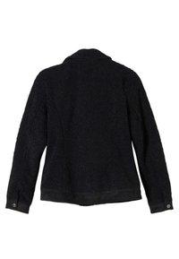 s.Oliver - Faux leather jacket - black - 1