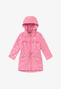 s.Oliver - MANTEL LANGARM - Waterproof jacket - purple/pink - 2