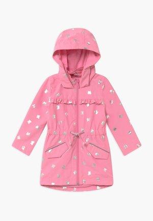 MANTEL LANGARM - Waterproof jacket - purple/pink