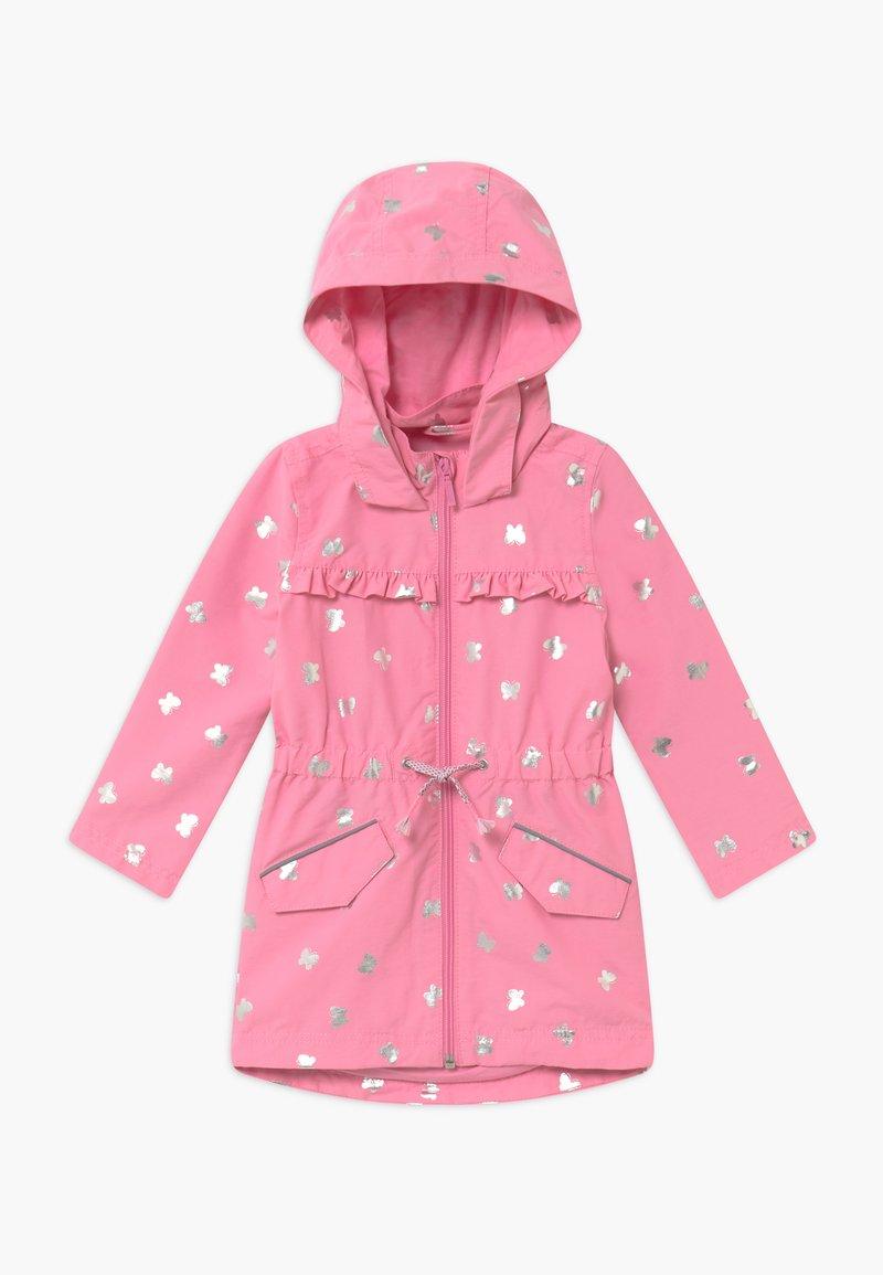 s.Oliver - MANTEL LANGARM - Waterproof jacket - purple/pink
