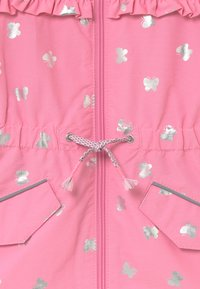 s.Oliver - MANTEL LANGARM - Waterproof jacket - purple/pink - 3
