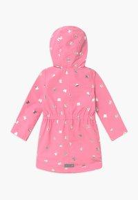 s.Oliver - MANTEL LANGARM - Waterproof jacket - purple/pink - 1