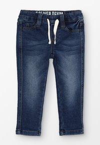 s.Oliver - HOSE - Skinny džíny - blue denim - 0