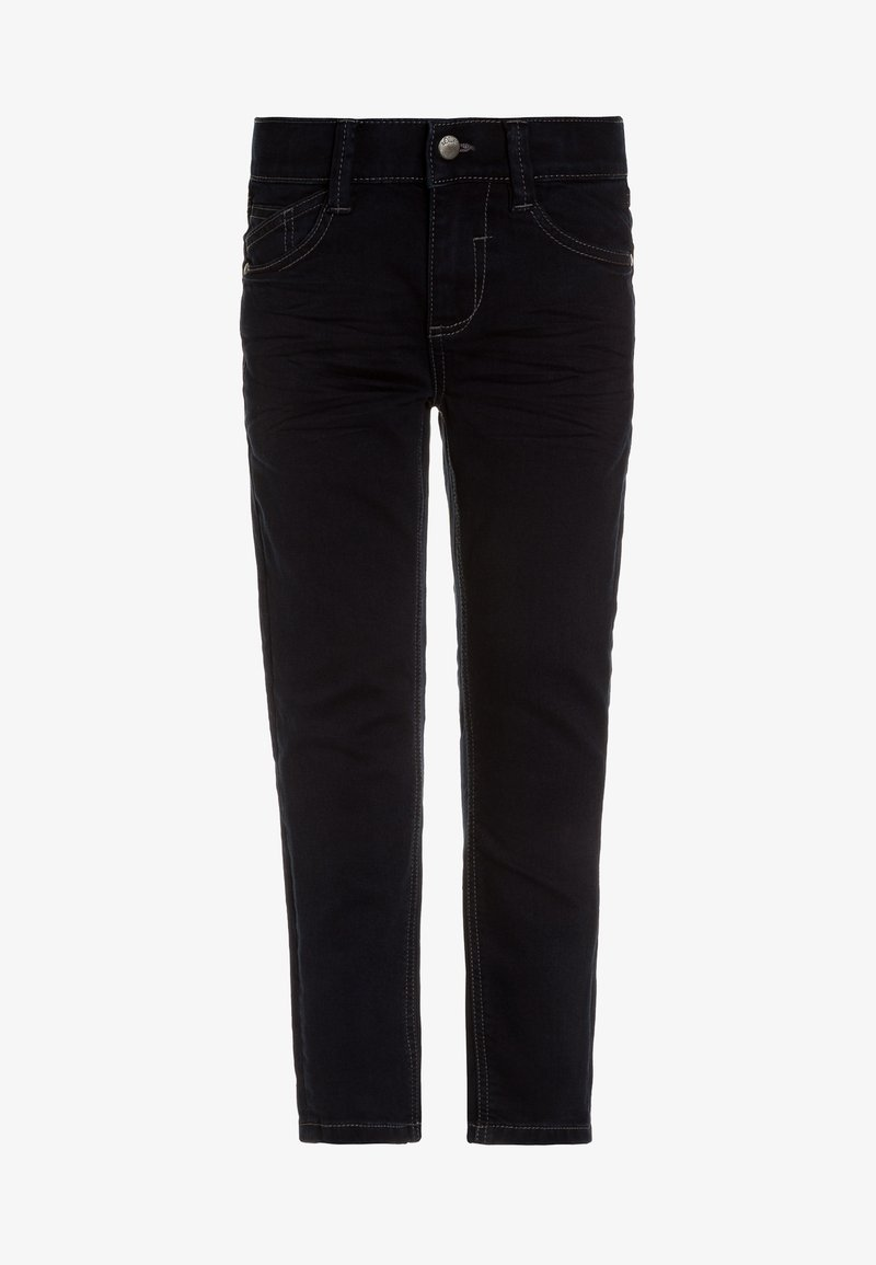 s.Oliver - HOSE - Jeans slim fit - dark blue denim