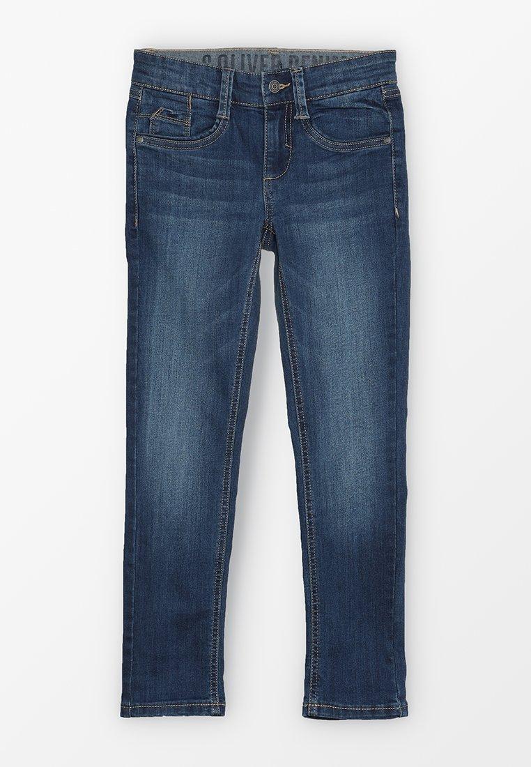 Jeans oliver Denim SkinnyBlue Denim S S S SkinnyBlue Jeans oliver oliver Jeans CdBoxe