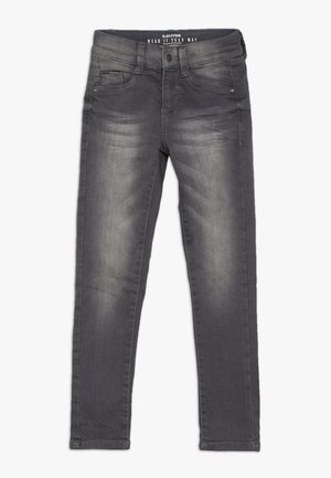 Vaqueros slim fit - grey denim