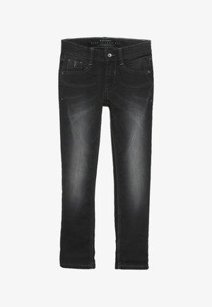 Jean slim - grey melange