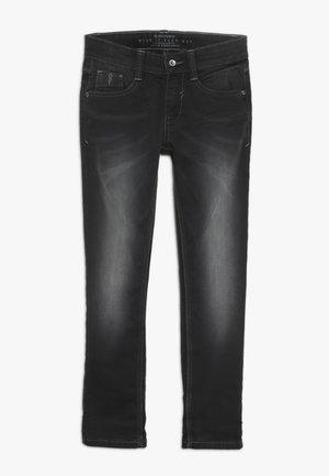 Jeans Slim Fit - grey melange