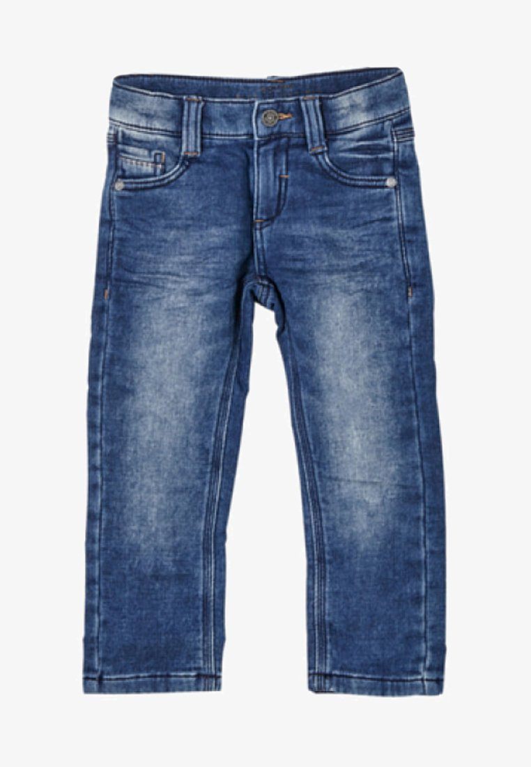 s.Oliver - Jeans Straight Leg - dark-blue denim