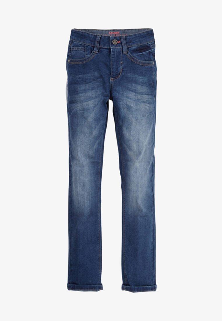 s.Oliver - SEATTLE - Jeans Slim Fit - blue denim stretch