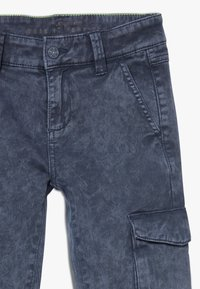 s.Oliver - Cargo trousers - dark blue - 4