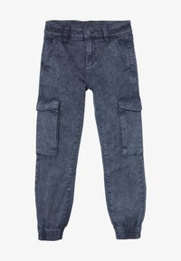 s.Oliver - Cargo trousers - dark blue - 3