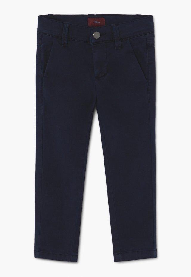 Chino - dark blue