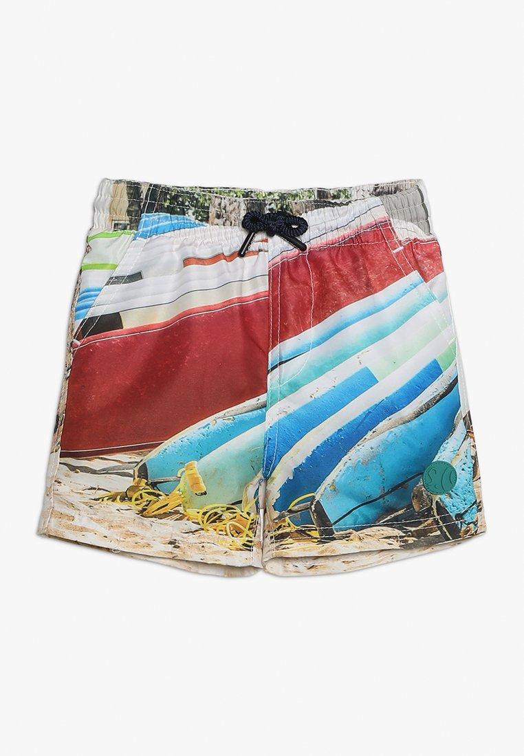 s.Oliver - Swimming shorts - white
